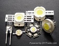 LED 大功率 1W-40W 白光 发光二级管