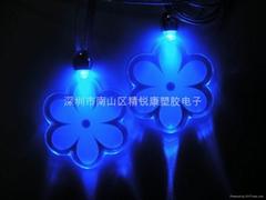 LED发光项链