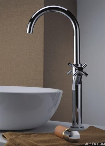 Two handles basin mixer 1