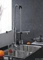 抽拉廚房水龍頭