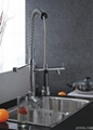 Pull Out Spray Kitchen Mixer Faucet