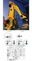 依利達自動裝箱機器人手臂/高速搬運機器人/裝箱機械人手臂/物