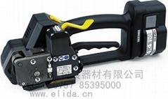 蓄電池打包機(充電式打包機|電動PET帶綑紮機|塑鋼帶捆包機