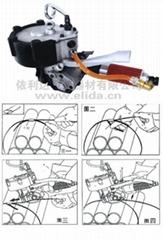 圓形鋼帶打包機/氣動鋼材綑紮機/氣動鋼帶打包機/氣動鋼鐵捆包