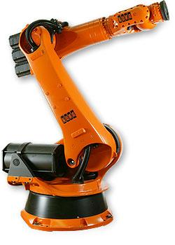 依利達工業機器人應用分為:碼垛機器人,搬運機器人 1