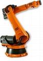 依利達工業機器人應用分為:碼垛