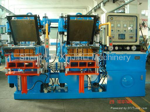 Tire Valves Hydraulic Rubber Molding Machine