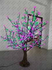 LED landscape peach tree light RH-1024