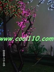LED plum blossom tree light