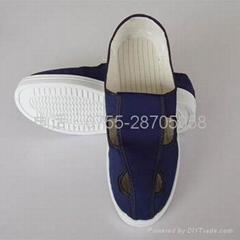 防静电鞋|四孔鞋|网面鞋