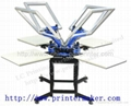 Manual Rotating Screen Printer