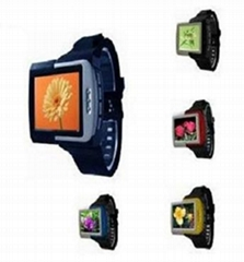 Music And Video Player Watch