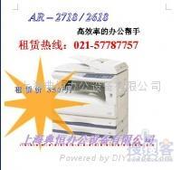 上海信誉复印机出租,复印机维修,回收