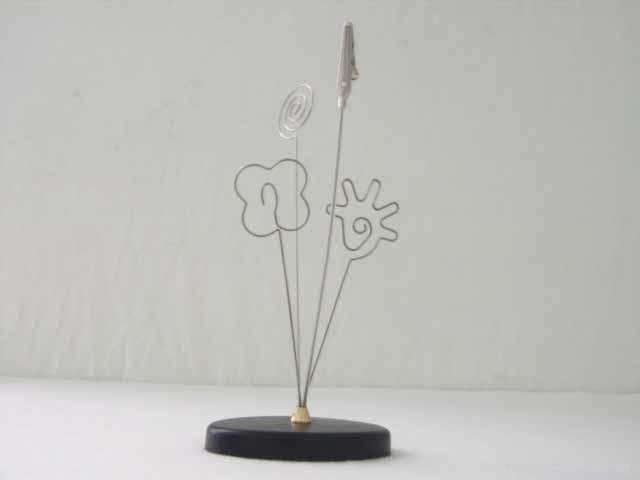paper clip/memo holder/metal name card holder/giveway gift 1
