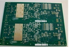 Heavy copper PCB for power supply products
