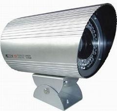 深圳鹏安供应全球眼80米红外防水摄象机