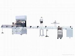 自动粘液灌装机