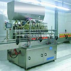 容积式灌装机