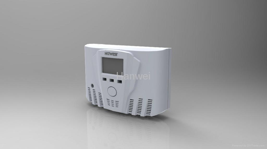 KAE-HD CO & CH4 Gas Alarm