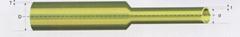 Yellow/Green Heat Shrinkable Tube
