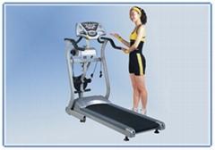 Luxury Household Multi-Functional Motorized Treadmill