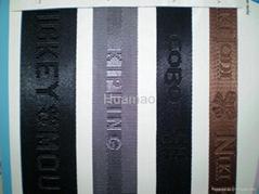 各種尼龍,純棉,特多龍,PP材質織帶