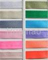 各种色丁,涤纶丝带
