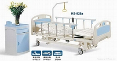 Three Function Electric ICU Hospital Bed