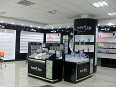 化妝品展示櫃專業製作