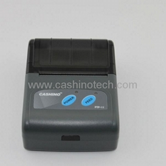 Cashino PTP-II 2013 New 2 inch bluetooth printer with black mark sensor