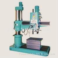 Shanghai radial drilling machine 1
