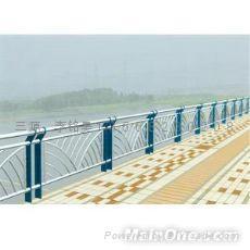 不鏽鋼/碳素鋼復合管欄杆工程