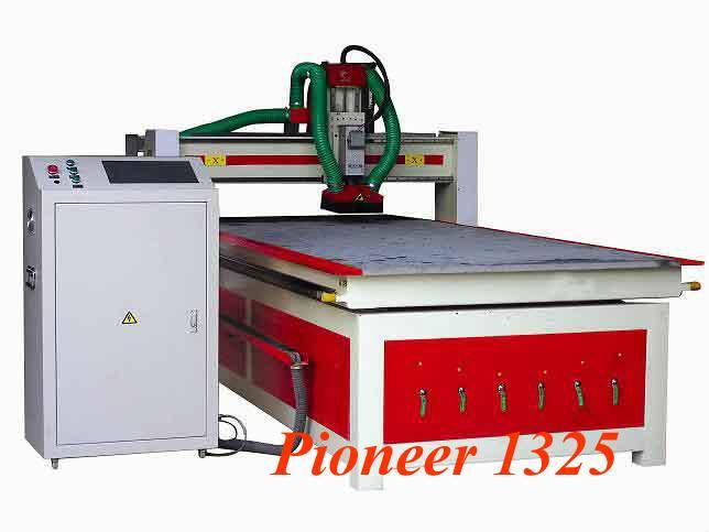 Pioneer Wood Working Machine,CNC Router (Pioneer 1325) 1