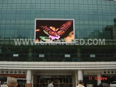 Outdoor full color screen