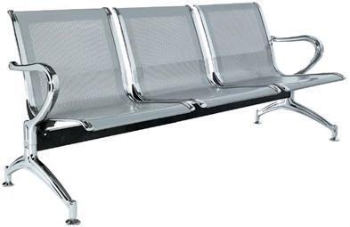 Public Airport Lobby Metal Waiting Chair 1 ...