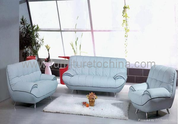 Bon ... Modern Fabric Sofa Set 4 ...