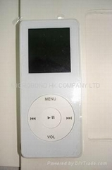 Mp4 player like apple,1.8',1gb