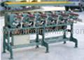 Reel winding machine
