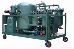 Turbine Oil Filtration Oil Purifier Oil Treatment Oil Recycling