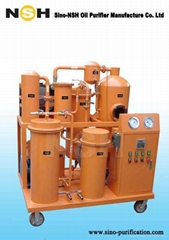 Vacuum Automation Industrial Lube Oil Processing Oil Purification