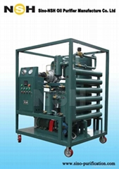 Advanced used oil Transformer Oil Purifier insulation oil filter