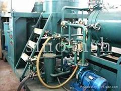 Engine Oil Filtration Oil Purifier Motor Oil Treatment Oil Purification Machine