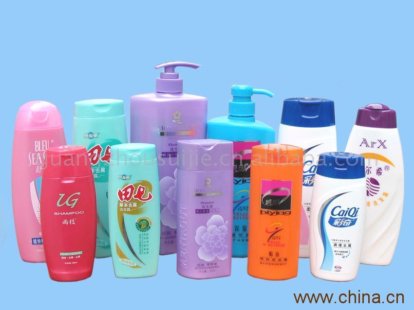 河南鄭州市塑料包裝洗發水瓶 5