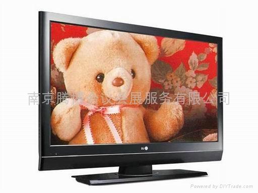 南京等离子电视出租 1