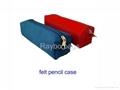 Zipper pencil bag
