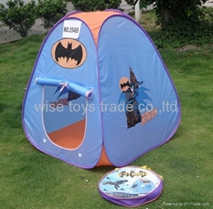Kid's tents/Batman kid's tent/outdoor tents/Camping tents/pop up tent