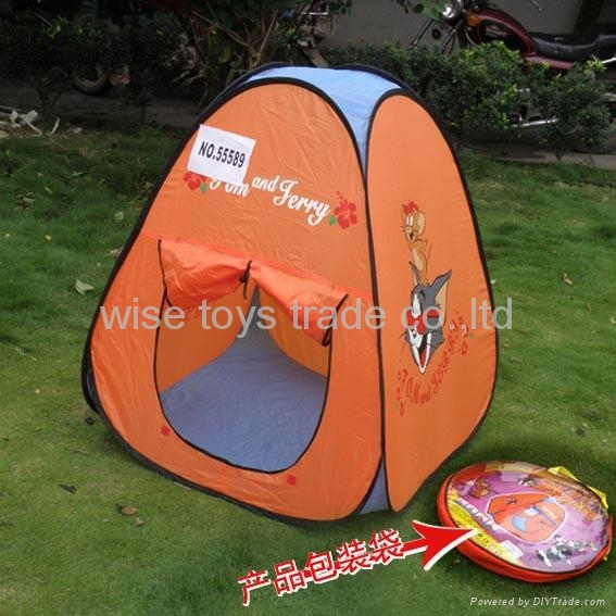 & Kidu0027s tents/Tom u0026 Jerry kidu0027s tent/outdoor tents/Camping tents/pop ...