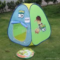 Kid's tents/BEN10 kid's tent/outdoor tents/Camping tents/pop up tent