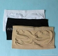 Single Bandeau Bra OPP Bag package