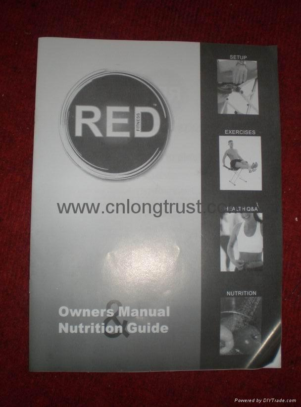 Red Fitness Xl Instruction Manual Uploadtweets